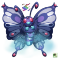 Mega Butterfree Q Art.png