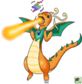 Mega Dragonite Q Art.png
