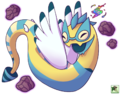 Mega Dunsparce Q Art.png